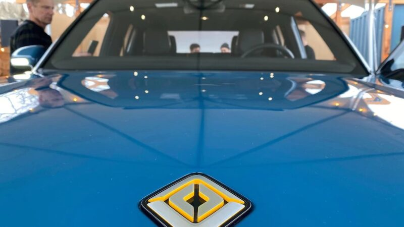 Rivian aims to raise as much as $8 bln in IPO