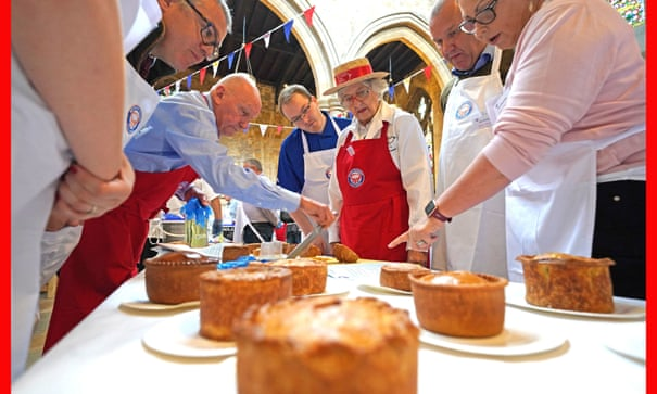 Vegan class attracts most entries at British Pie awards