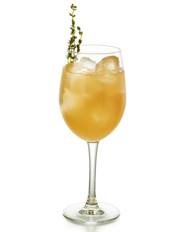 Cocktail of the week: Cafe Biltmore's gin blanc – recipe
