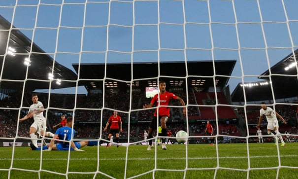 Højbjerg rescues point for Tottenham at Rennes but injuries mount for Nuno